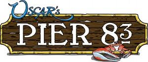 Logo Oscar's Pier 83