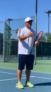 brian prudhomme tennis pro